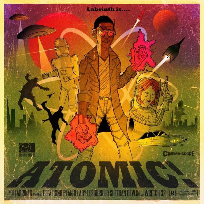 Atomic EP
