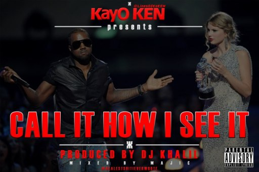 Kayo Ken - Call It How I See It