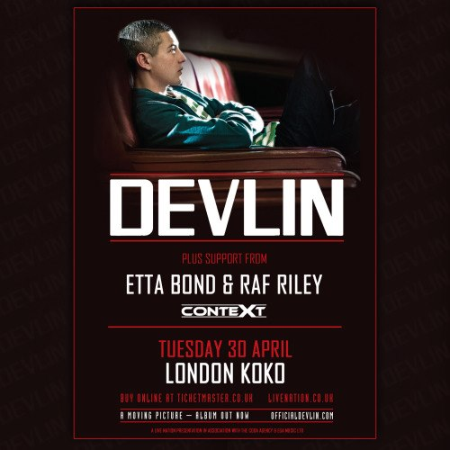 Devlin Live at KOKO