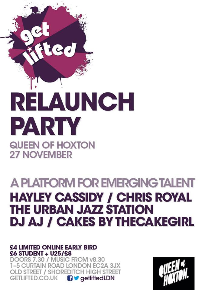 Get Lifted Relaunch