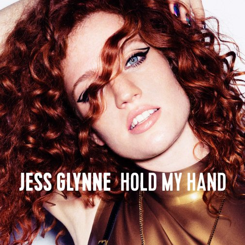 Jess Glynne Hold My Hand Artwork